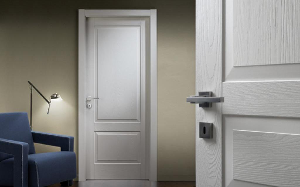 Porte in legno. Ferrerolegno. Equa Porta da Interno, serie FL